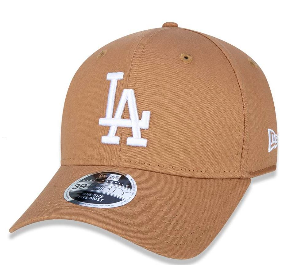 BONÉ 39THIRTY HIGH CROWN MLB LOS ANGELES DODGERS - BEGE