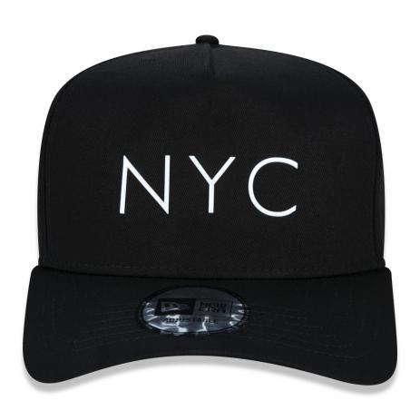 BONÉ 940 K-FRAME NYC - PRETO E BRANCO