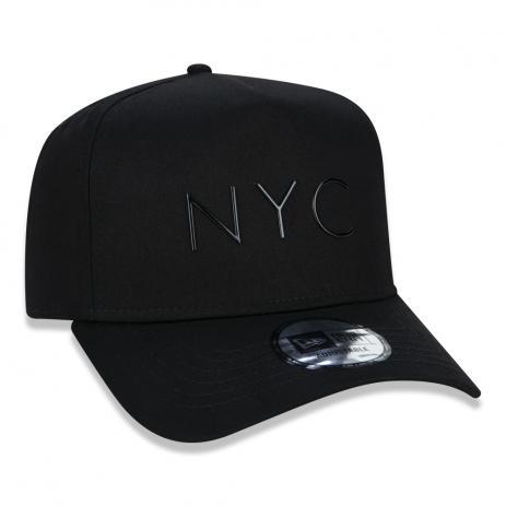 BONÉ 940 A-FRAME NYC - PRETO