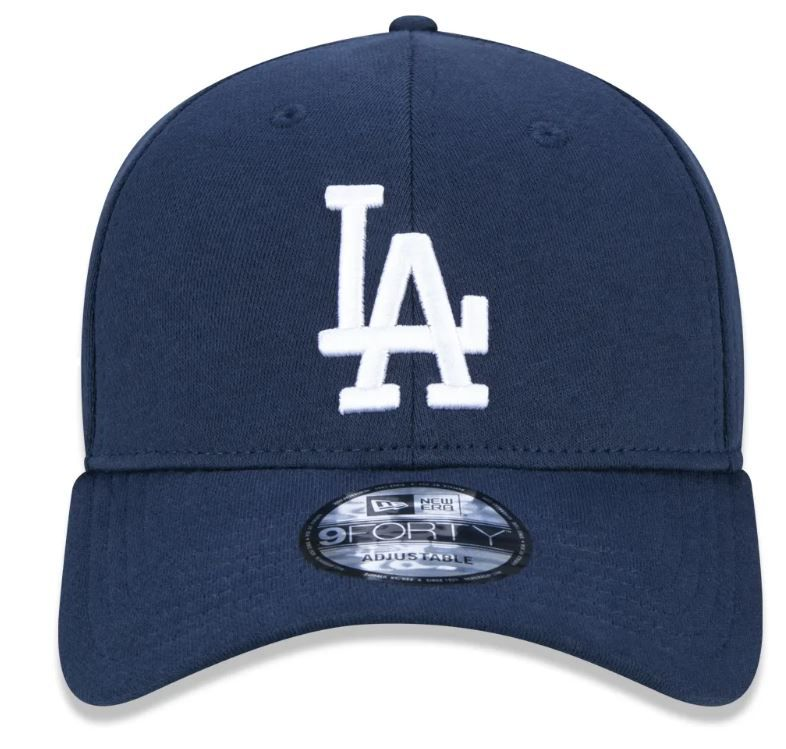 BONÉ 940 MLB LOS ANGELES DODGERS JERSEY PACK - MARINHO