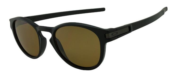 OCULOS OAKLEY LATCH MATTE BLACK BRONZE POLARIZED