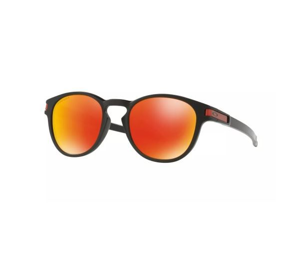 OCULOS OAKLEY LATCH MATTE BLACK PRIZM RUBY