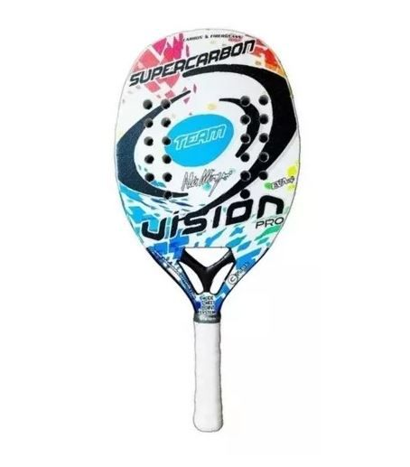 RAQUETE DE BEACH TENNIS VISION SUPER CARBON TEAM 2020
