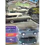 1967 Corvette Coupe 427 e Corvette Sting Ray III - 266754