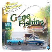 1969 Chevrolet Blazer / With Boat & Trailer - 379538