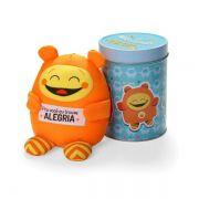 ALMOFADA MANIA OS MENSAGEIROS ALEGRIA - 340540