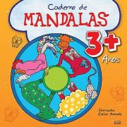 Caderno de Mandalas 3+ Anos - 327233