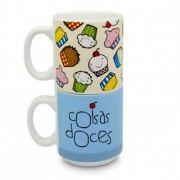 Canecas Par Coisas Doces - 265472