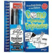 Como Fazer Desenhos Engraçados - 349658