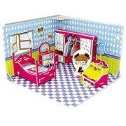 Honey Room Bedroom 3D - 63 Peças - 137556