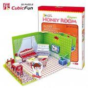 Honey Room Livingroom 3D - 49 Peças  B2 - 137557
