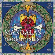Mandalas Modernistas - F6 - 132443