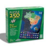 Mapa do Brasil - 250 Peças  B1 - 137777