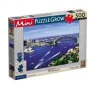 Mini Puzzle Vista de Sidney - 500 Peças  B4 - 278081
