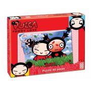 Pucca Funny Love - 60 Peças B4 - 3047