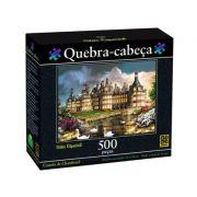 Puzzle 500 peças - Castelo de Chambord - 250993