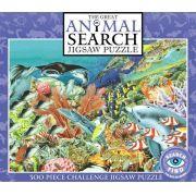 Puzzle Aquário 300 Peças 134522