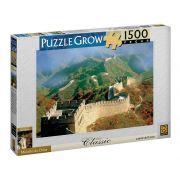 Puzzle Muralha da China - 1500 Peças  B1  - 278111