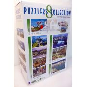Puzzlers Collection 8  - B6/B8  -  3937