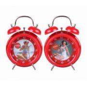 Relógio Despertador PIN-UP da Coca-Cola- 331758