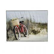 Tela Bicicleta Vermelha - 307803