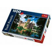 Trefl Moyland Castle Germany Jigsaw Puzzle (1500 Peças)     -B7-  3945