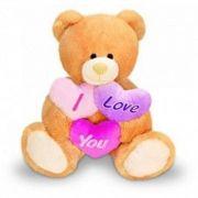 Urso Apaixonado -  Caramelo  M - 286412