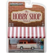 Volkswagen Type 2 Crew Cab With Surfboards - 380576