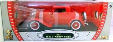 1932 Window Coupe - 319048