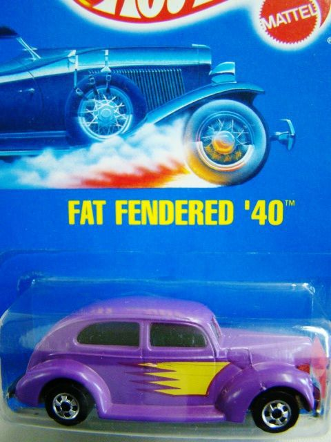 1940 Fat Fendered - 254283
