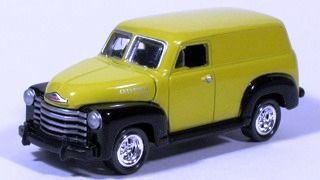 1950 Chevy Panel Delivery - 323732