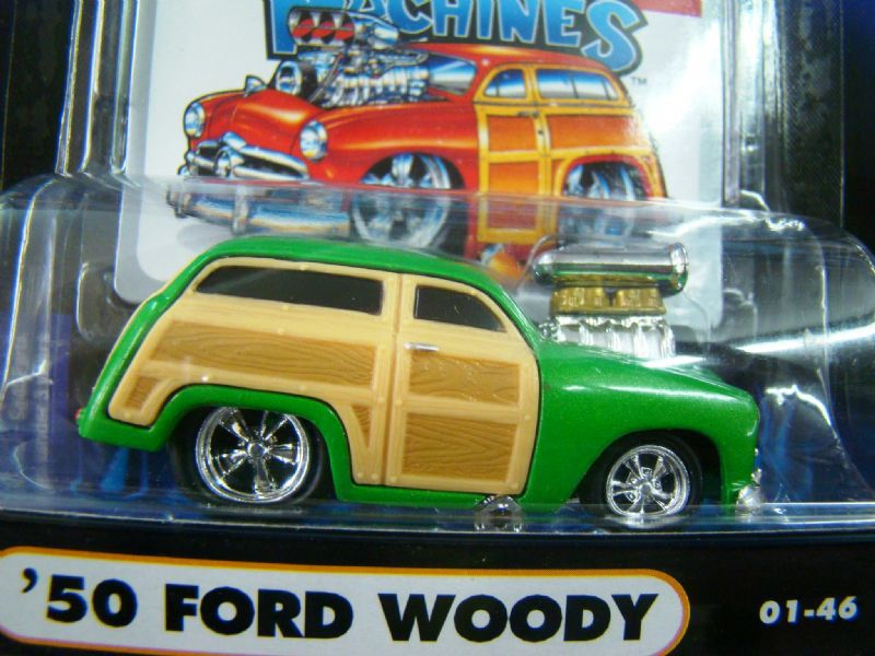 1950 Ford Woody - 215819