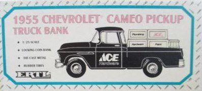 1955 Chevrolet Cameo Pickup - R2
