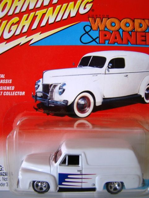 1955 Ford Panel Delivery - 177776