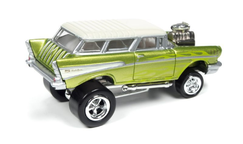 1957 Chevy Nomad - 379532 R13