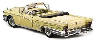 1958 Buick Limited Convertible - 174651