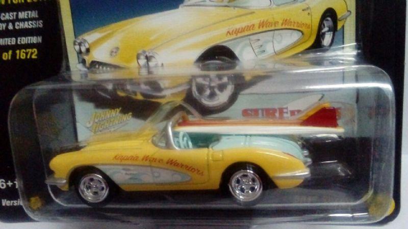 1958 Corvette -  379488