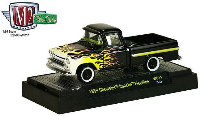 1959 Chevrolet Apache Fleetline - 367221