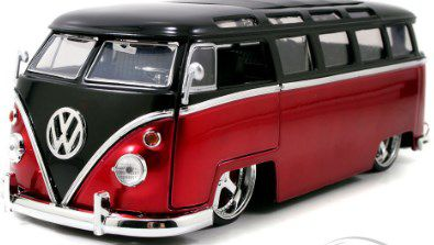 1962 Volkswagen  Classic Bus -  R4
