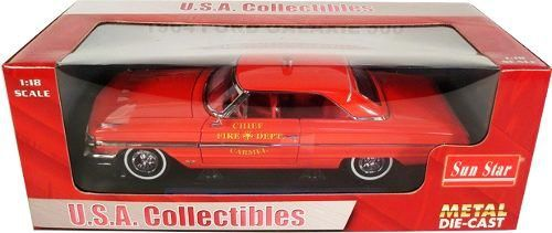1964 Ford Galaxie 500XL Fire Chief - 174637