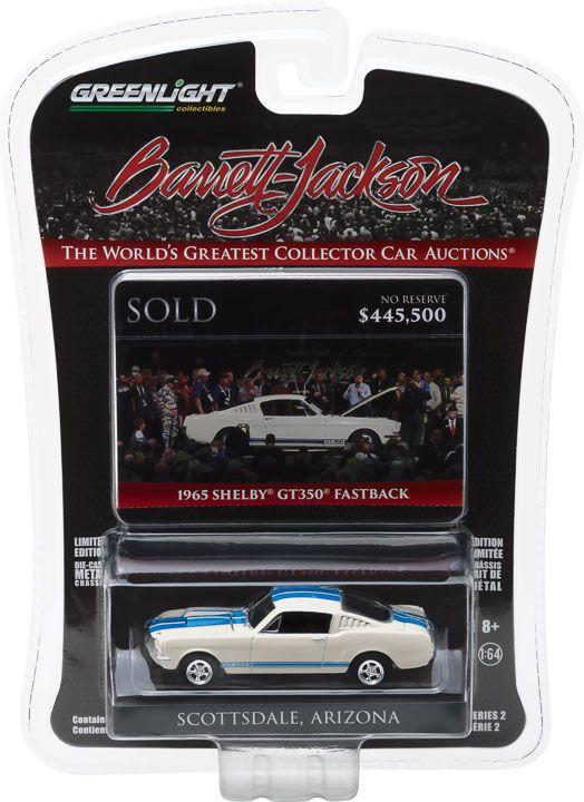 1965 GT350 Fastback - 380631 R13