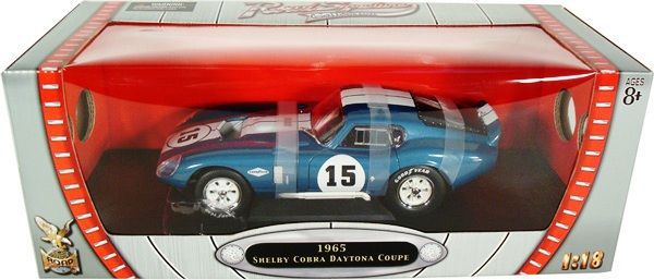 1965 Shelby Cobra Daytona Coupe - 319055