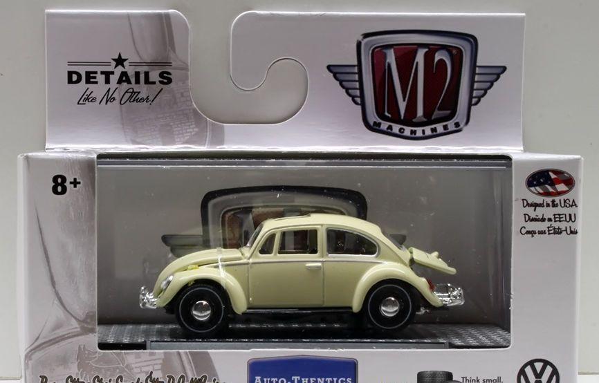 1967 VW Beetle Deluxe U.S.A Model - R1