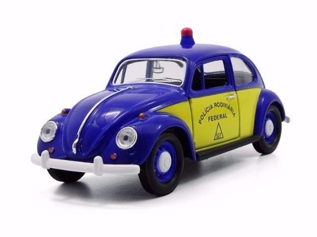 1967 VW Fusca Polícia Rodoviária Federal - 367144