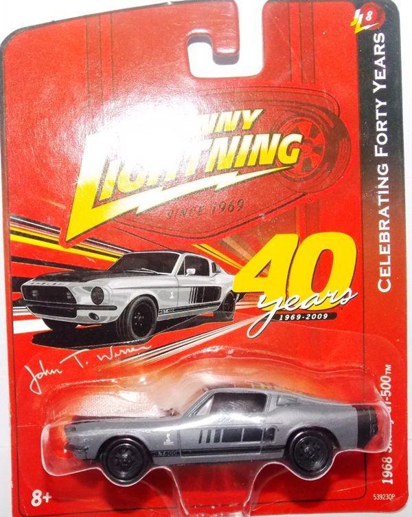 1968 Mustang GT-500 - 323738