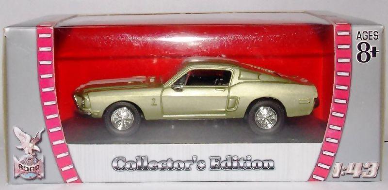 1968 Shelby GT 500 - KR - 324816