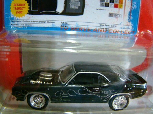 1969 Chevy Camaro - 162351