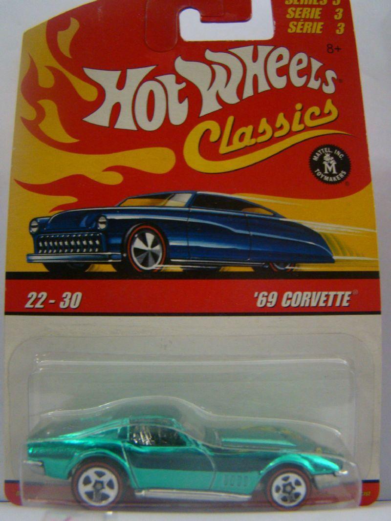 1969 Corvette - 253601 R1