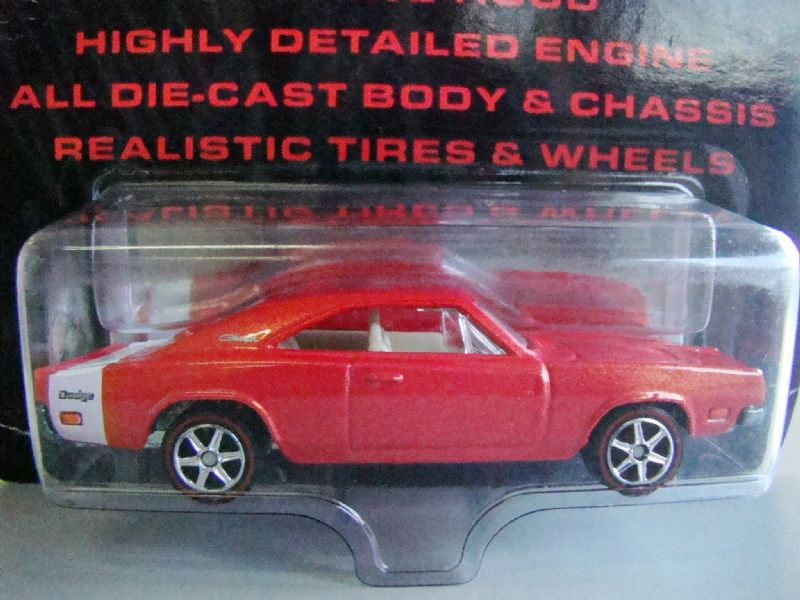 1969 Dodge Charger Red - 188975