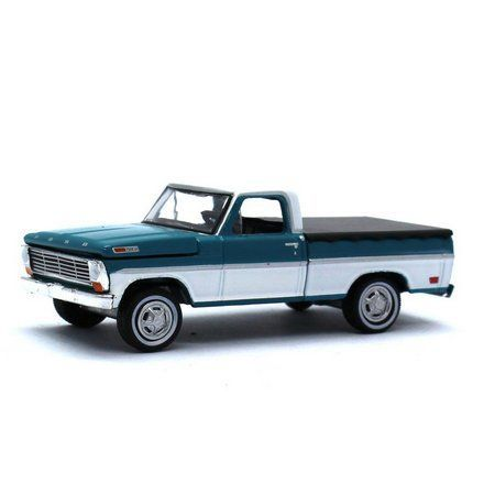 1969 Ford F100 With Bed Cover - 381387